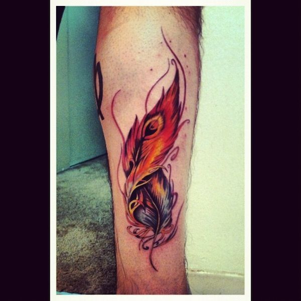 Cool peacock feather arm tattoo #TattooModels #tattoo