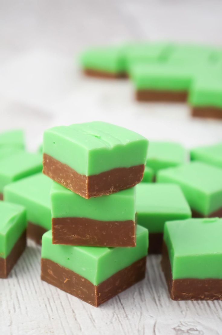 Mint Chocolate Fudge This Is Not Diet Food In 2020 Fudge Recipes Easy Fudge Recipes Mint Chocolate