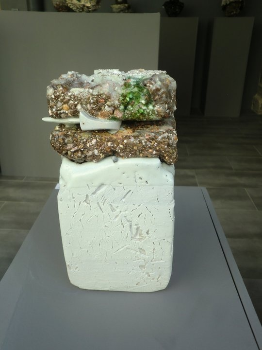 Camille Virot - Galerie accroTerre - juillet 2011 #ceramic