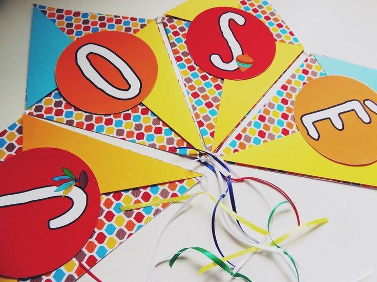 Detalier trabalha com papelaria personalizada para festas, decorações e presentes. Juliana também monta projetos para festas e monta as mesmas.