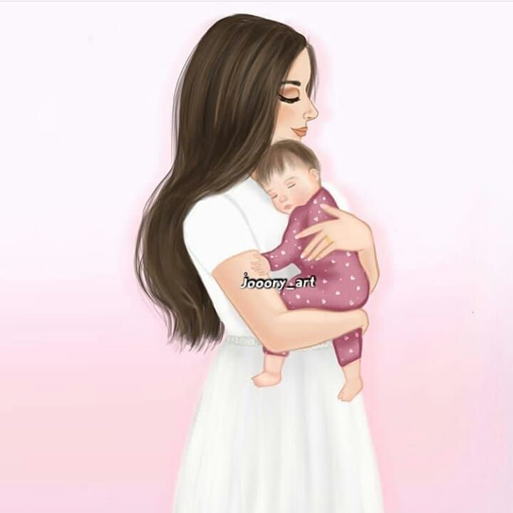 G I R L Y M Girly M 20 Instagram Photos And Videos Mother Daughter Art Mother Art Mom Art