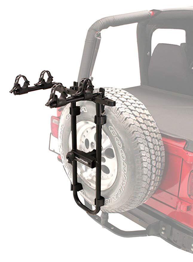 Amazon Com Hollywood Racks Bolt On Spare Tire Rack Gateway Tire Rack Spare Tire Bike Rack Car Racks