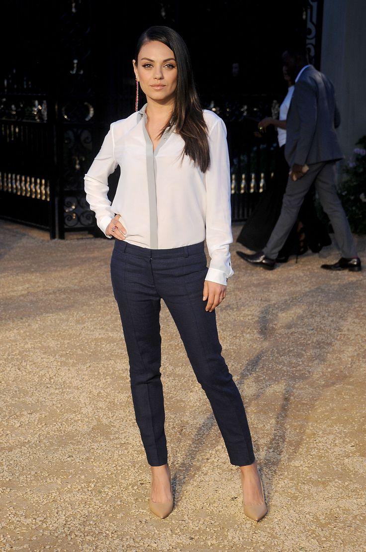 Mila Kunis. Love her.