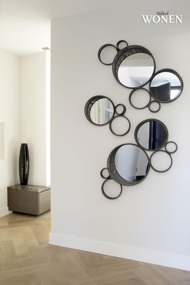 25 beste idee n over hal spiegel op pinterest ingangs plank entree en smalle gang decoratie - Ontwerp entree spiegel ...