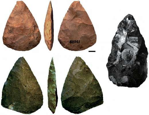Caveman Artefacts : Best images about prehistoric tools and artifacts on