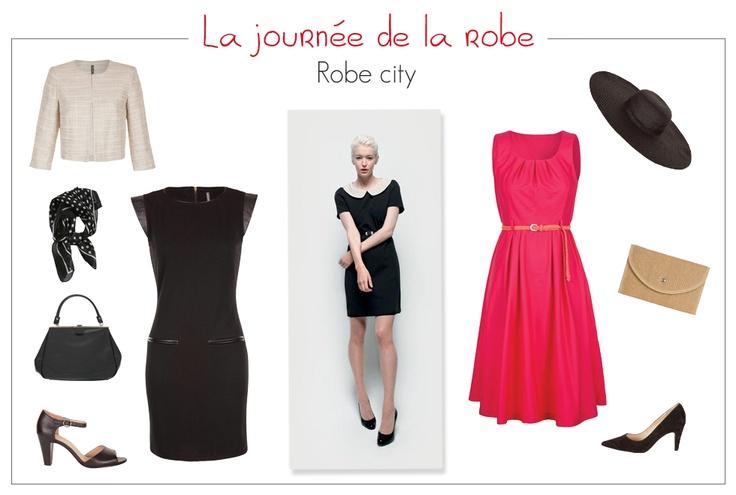 La journée de la robe - Robe city: For Me, Robes Cities, Naf Naf, Day, The Dresses, The Day, Naf La, Robes City, Moodboards Argumentative