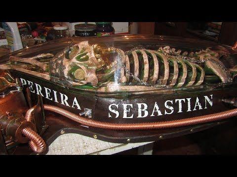 Часы Себастьяна Перейра