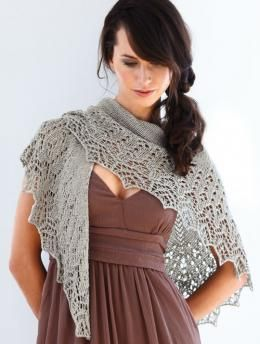 Free Ladies Scarf pattern 7 8 inches of lace then changes to stockinette stitch as the top is formed