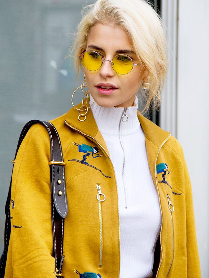Update your accessories game with a sunglass style that's making a comeback.