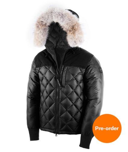 Canada Goose - Pritchard Down Coat - Men's - Black