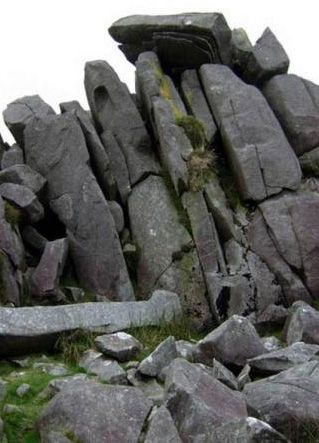 Archaeologists have found the exact rocky outcrop in Wales (image) from where the bluestones found at Stonehenge originated. They were quarried 500 years before they were assembled into the famous stone circle that still stands today, 140 miles away on the Salisbury Plain in Wiltshire, England. They found similar stones that the prehistoric builders extracted but left behind, and a loading bay area from where the huge stones could be dragged away.