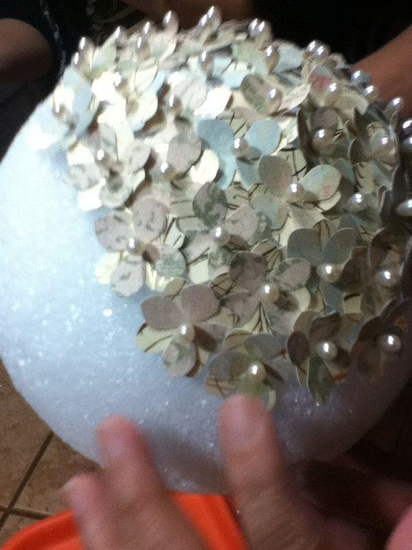 DIY Vintage Bridal Shower Decor Wedding Bridal Shower Centerpieces