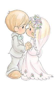 precious moments wedding clipart | ... .com/albums/ll29/jmomoa/Precious%20Moments/blessing_wedding2.jpg