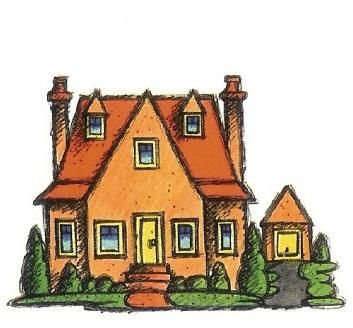 59 best houses images on pinterest cartoon house homes and house rh pinterest co uk cartoon houses in a row cartoon house images