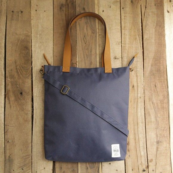 tote bag 402 navy. $ 23.33. material: synthetic canvas and leather. size: 40 x 35 x 6 cm. #totebag #unisexbag #stylishbag #canvastotebag #leathertotebag #canvas #leather #navy