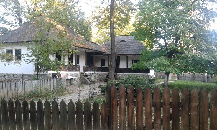 The Village Museum (Muzeul Satului in Romanian)
