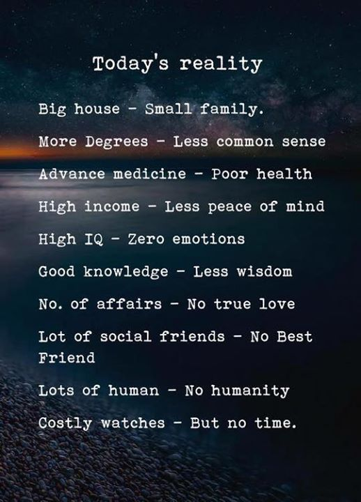 Reality Of Life Quotes 2