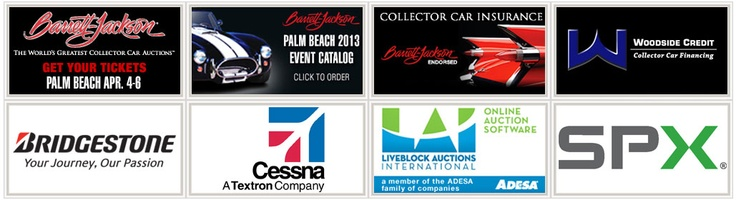 "Barrett-Jackson, the ""World's Greatest Collector Car Auctions,(tm)"" is hosting its renowned collector car auction in Palm Beach April 4-6 at the Expo Center at the South Florida Fairgrounds."