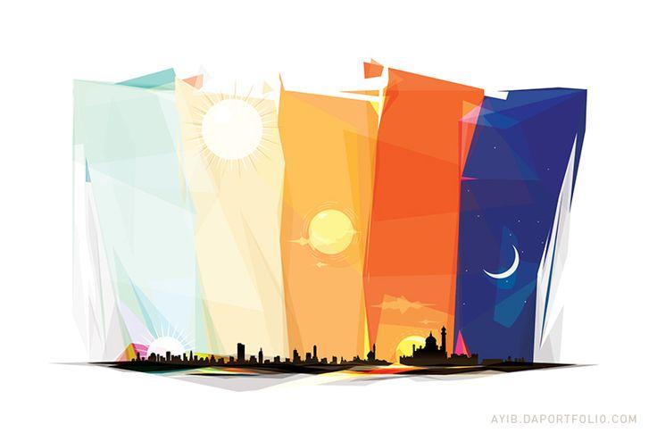 """""""Isra Miraj"""" 2012. http://ayib.daportfolio.com/"""