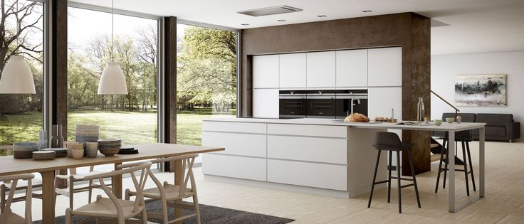 Kviks Mano-kjøkken oser av dansk design: Et kjøkken som utstråler enkelhet, form og funksjon, og som kan kombineres ut fra dine personlige behov. Se mer...