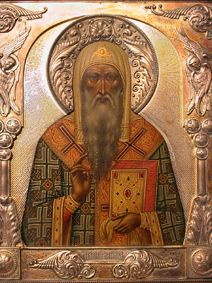 Article: #Russian Icons: Spiritual and Material Aspects by Michael Grashe, Bellevue, WA Art Restorator.