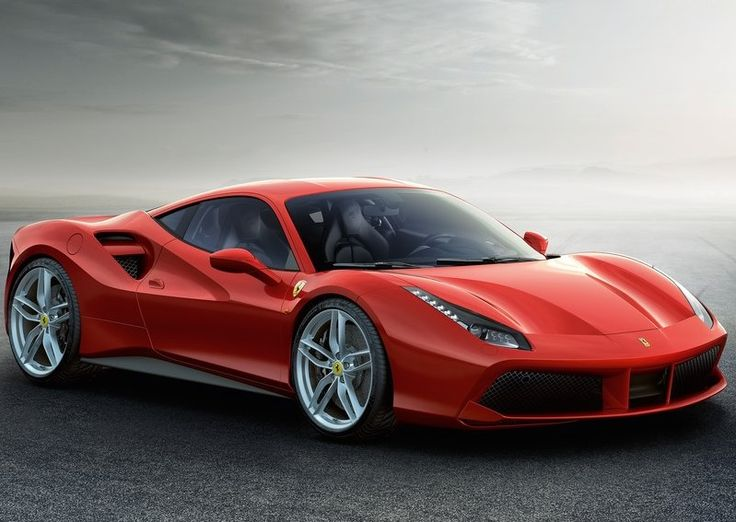 2016 Ferrari 488 GTB : Tecnical Specification