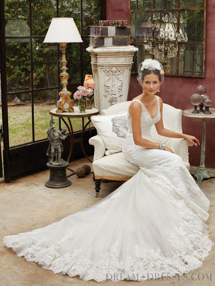 Column wedding dress uk cheap