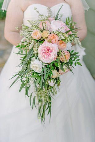 Pretty Pastel and Vintage Wedding by Julie Paisley Photography   www.onefabday.com
