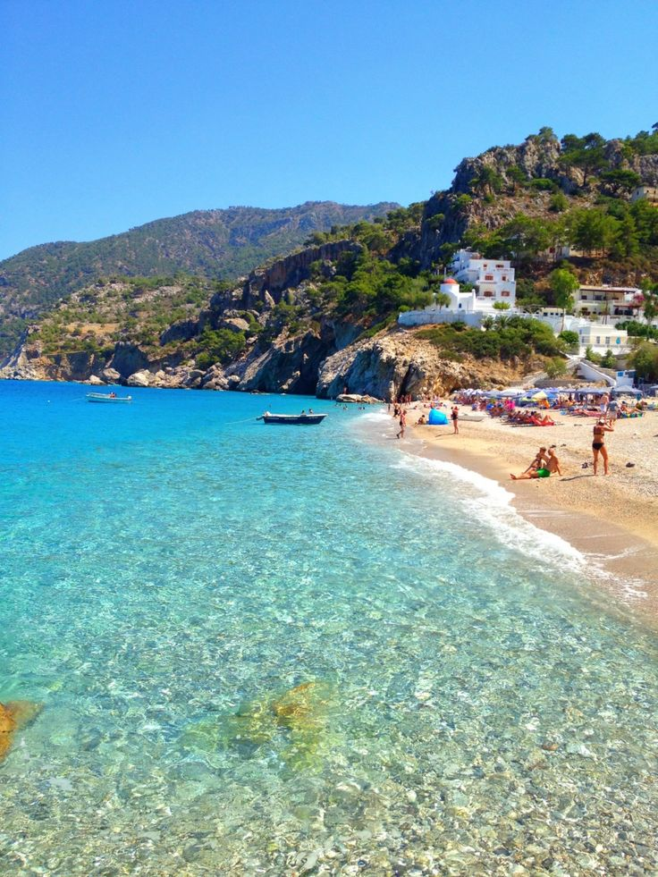 Kira Panagia,  Karpathos Greece