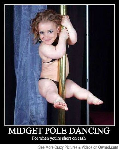 cd3be2941a29d9afde450ae0f887e3c0 tiny dancer pole dance 17 best midgets!!!!!! images on pinterest ha ha, funny images and