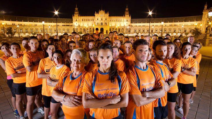 Todo listo para la XXVII Carrera Nocturna del Guadalquivir - http://www.absolutsevilla.com/listo-la-xxvii-carrera-nocturna-del-guadalquivir/