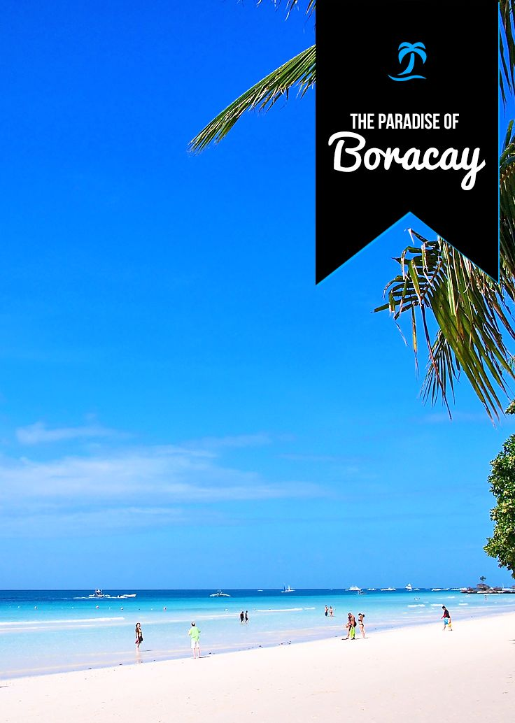 Find out the top 5 things to do in Boracay — one of the world's best island destinations famed for its sandy white beaches! | via http://iAmAileen.com/things-to-do-in-boracay-travel-guide-philippines/ #travel #Boracay #beaches #Philippines
