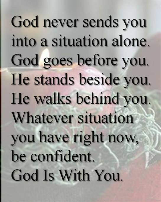 Lord I Thank You For Never Leaving Me Nor Forsaking Me Prayer And