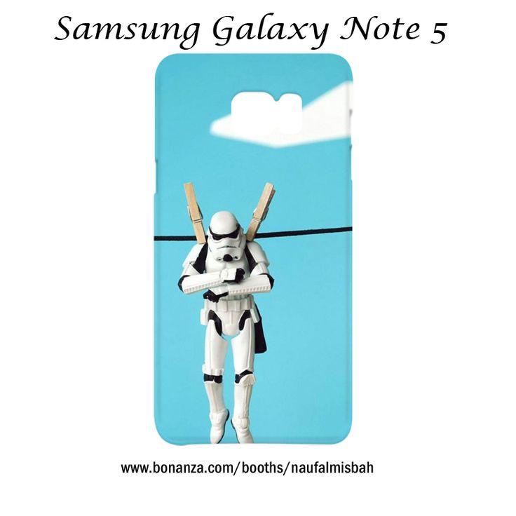 Funny Star Wars Lego Samsung Galaxy Note 5 Case Cover Wrap Around