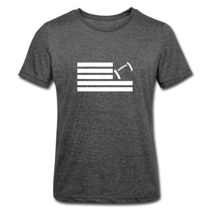 Land Of Football Lose Roundneck T-Shirt by fmble Origins. #lof #landoffootball #fmble #fmblewear #footballfashion #fanwear #ranNFL #ranNFLsuechtig #football #americanfootball #nfl #streetwear #roundneck #tshirt #shirt