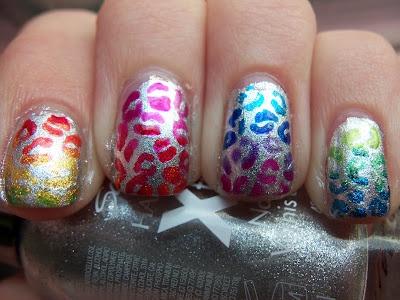 Rainbow Cheetah print: Hair Ideas, Nails Design, Acrylics Nails, Cheetah Print, Cute Ideas, Rainbows Cheetahs, Cheetahs Prints Pedicures, Rainbows Animal Prints, Cheetahs Obsession