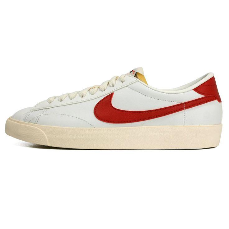 retro nike shoes | … Sneakers › Nike › Nike Tennis Classic AC Vintage Whit…