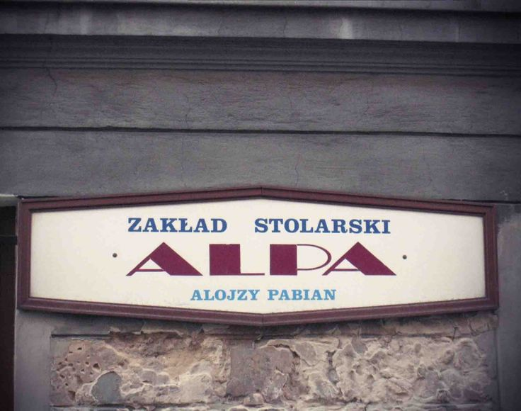 Photo by Magdalean Kania http://krktype.tumblr.com/post/9268869941/zaklad-stolarski-ul-garbarska-carpentry