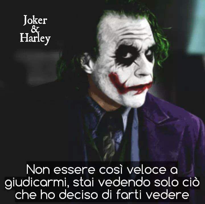 Buongiorno Goodmorning Italianboy Italy Italiangirl Menteinstabile Instapazzi Crazymatty Crazy Joker Harleyq Joker Citazioni Sagge Citazioni Cattive