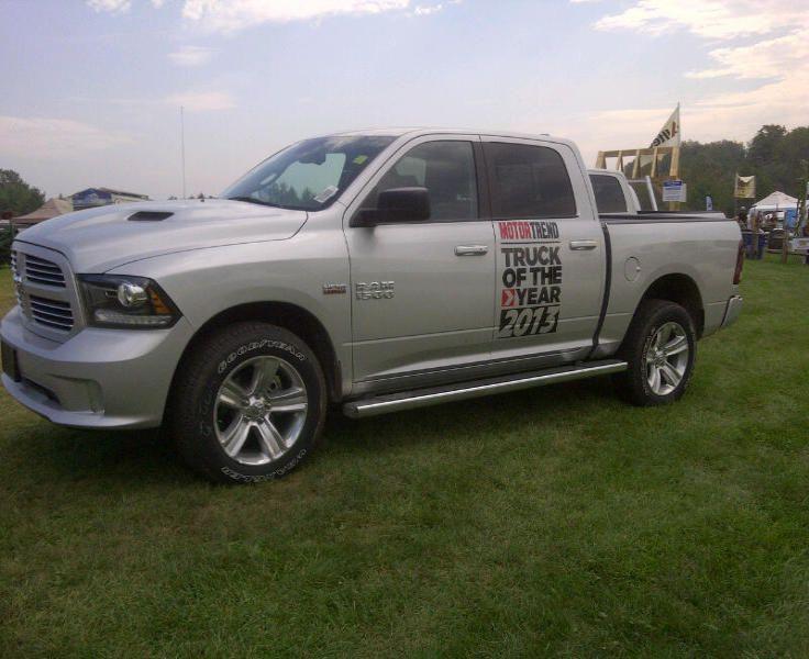 RAM Truck 1500 at COFS