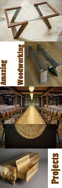 Amazing Woodworking Projects To Inspire Young and Old:http://vid.staged.com/TFEs