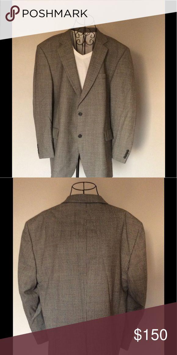 1905 Joseph A Bank Men's sport coat Brown/tan tweed pattern.  In excellent condition. Joseph A Banks Suits & Blazers Sport Coats & Blazers