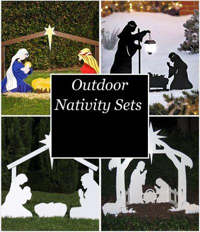 21 Best Nativity Scene Images On Pinterest Christmas
