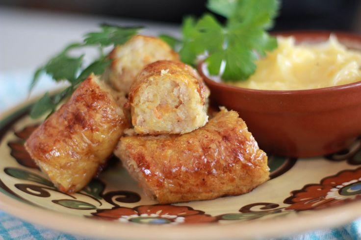 Картопляна ковбаска.