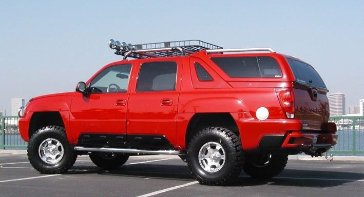 Chevy Avalanche More