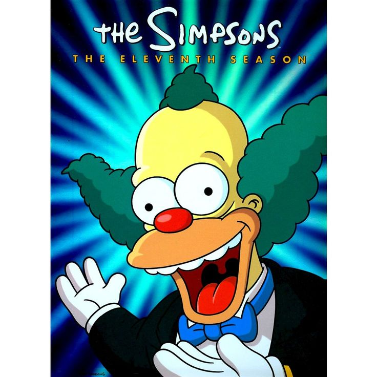 The Simpsons: Season 11 (4 Discs) (dvd_video)