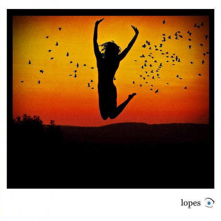 Viva! E seja feliz!