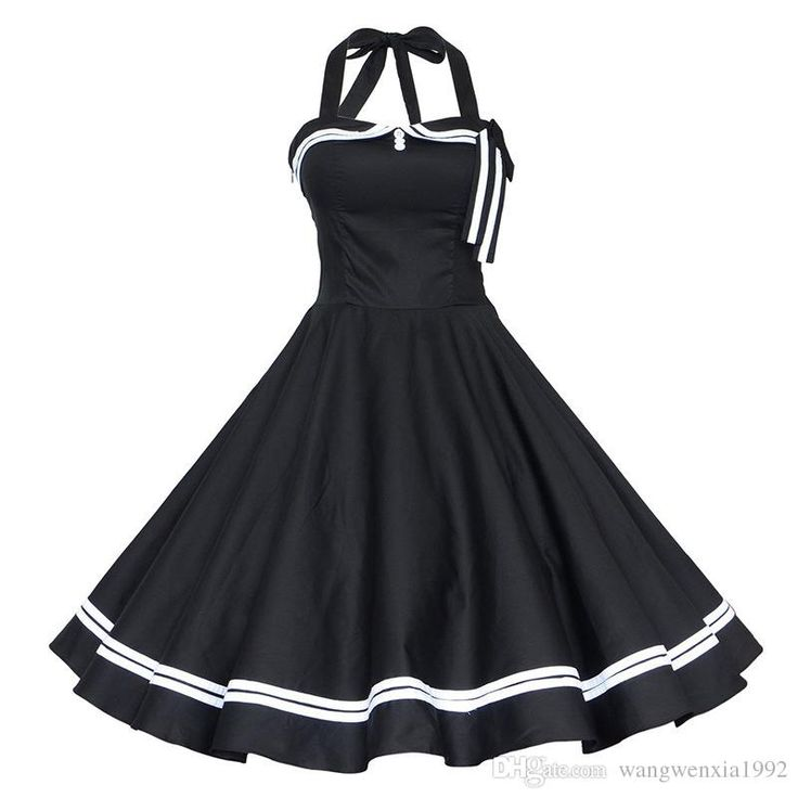 Fashion Summer Dress 2017 Sexy Halter Robe Polka Dots Pinup Rockabilly 50s 60s Vintage Dress Vestidos Plus Size Women Dresses Sexy Dresses Halter Sleeveless Dress Vintage Dresses Online with $20.18/Piece on Wangwenxia1992's Store | DHgate.com