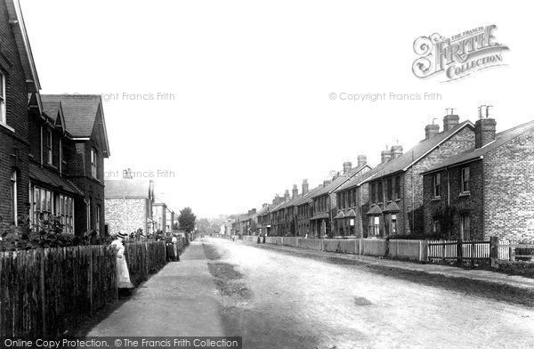 South Merstham, The Village 1902, from Francis Frith