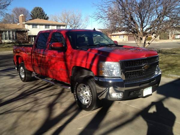 Used 2007 Chevrolet Silverado 2500 for Sale ($29,000) at Fort Morgan, CO